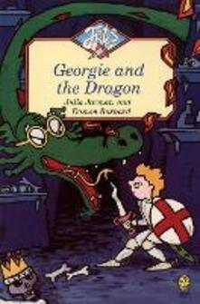 Georgie and the Dragon - Julia Jarman - cover
