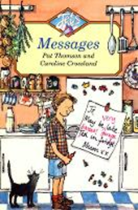 Libro in inglese Messages  - Pat Thomson