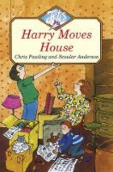 Harry Moves House - Chris Powling - cover