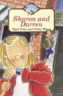 Sharon and Darren - Nigel Gray - cover