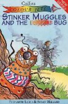Stinker Muggles and the Dazzle Bug - Elizabeth Laird - cover