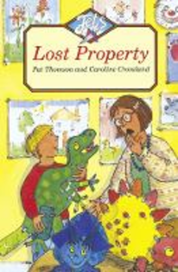 Libro in inglese Lost Property  - Pat Thomson