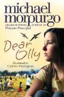 Dear Olly - Michael Morpurgo - cover