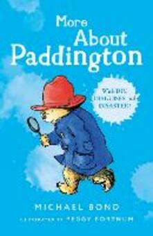 More About Paddington - Michael Bond - cover