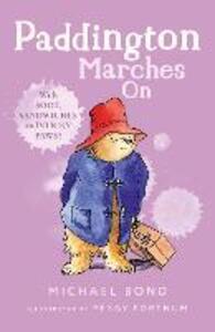 Paddington Marches On - Michael Bond - cover