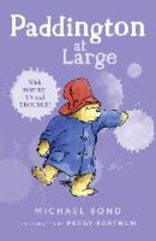 Paddington At Large - Michael Bond - cover