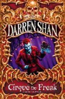 Cirque Du Freak - Darren Shan - cover