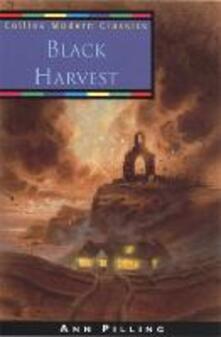 Black Harvest - Ann Pilling - cover