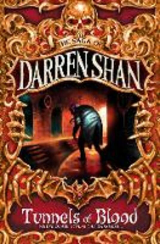 Tunnels of Blood - Darren Shan - cover