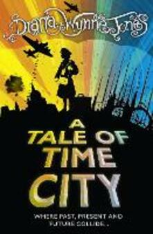 A Tale of Time City - Diana Wynne Jones - cover