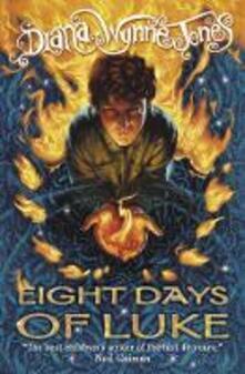 Eight Days of Luke - Diana Wynne Jones - cover