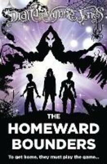 The Homeward Bounders - Diana Wynne Jones - cover