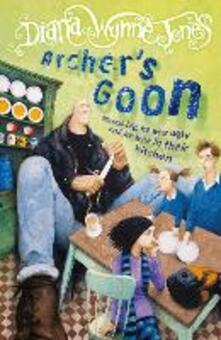 Archer's Goon - Diana Wynne Jones - cover