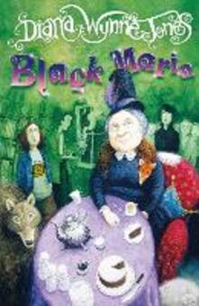 Black Maria - Diana Wynne Jones - cover
