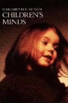 Children's Minds - Margaret Donaldson - cover