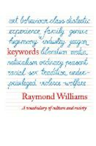 Libro in inglese Keywords: A Vocabulary of Culture and Society  - Raymond Williams