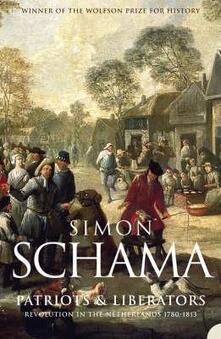 Patriots and Liberators - Simon Schama - cover