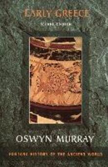 Early Greece - Oswyn Murray - cover