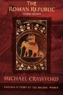 The Roman Republic - Michael Crawford - cover