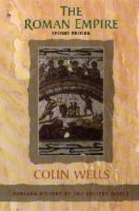 Libro in inglese Roman Empire  - Colin Wells