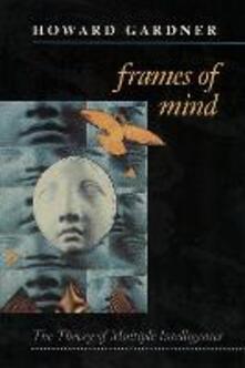 Frames of Mind - Howard Gardner - cover