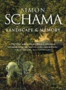 Landscape and Memory - Simon Schama - cover