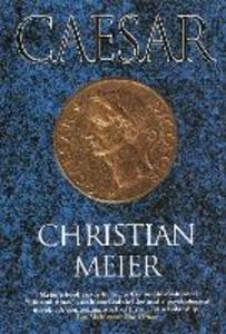 Libro in inglese Caesar  - Christian Meier