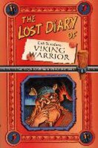 Libro inglese The Lost Diary of Erik Bloodaxe, Viking Warrior Steve Barlow , Steve Skidmore