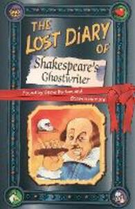 The Lost Diary of Shakespeare's Ghostwriter - Steve Barlow,Steve Skidmore - cover