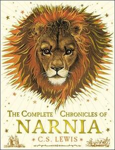 The Complete Chronicles of Narnia - C. S. Lewis - cover