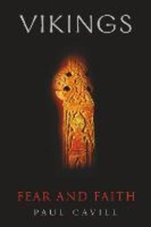 Vikings: Fear and Faith - Paul Cavill - cover
