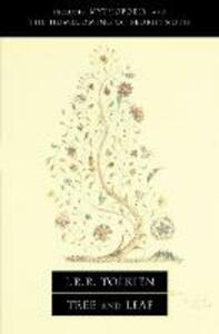 Tree and Leaf: Including Mythopoeia - J. R. R. Tolkien - cover
