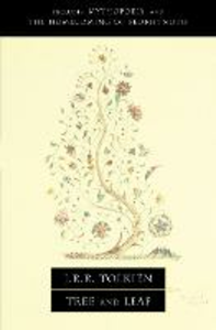 Libro in inglese Tree and Leaf: Including Mythopoeia  - J. R. R. Tolkien
