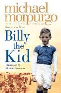 Billy the Kid - Michael Morpurgo - cover