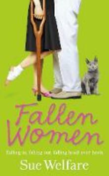 Fallen Women - Sue Welfare - cover