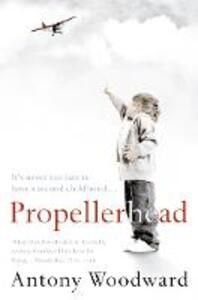 Propellerhead - Antony Woodward - cover