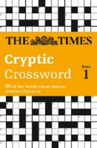 Libro in inglese The Times Cryptic Crossword: 80 of the World's Most Famous Crossword Puzzles  - The Times Mind Games