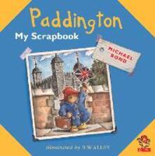 Paddington: My Scrapbook - Michael Bond - cover