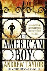 Libro in inglese The American Boy  - Andrew Taylor
