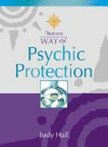 Psychic Protection - Judy Hall - cover