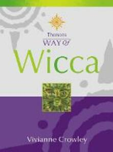 Wicca - Vivianne Crowley - cover