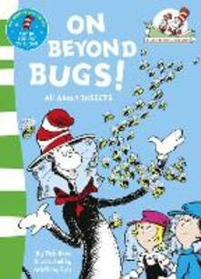 On Beyond Bugs - Tish Rabe - cover