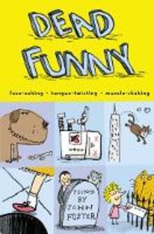 Dead Funny - John Foster - cover