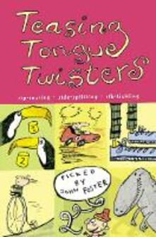 Teasing Tongue-Twisters - cover