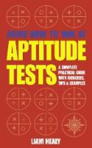 More How to Win at Aptitude Tests - Liam Healy - cover