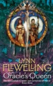 The Oracle's Queen - Lynn Flewelling - cover