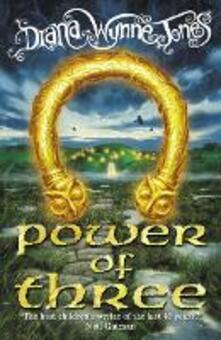 Power of Three - Diana Wynne Jones - cover