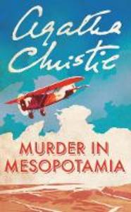 Libro in inglese Murder in Mesopotamia  - Agatha Christie