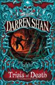 Libro in inglese Trials of Death  - Darren Shan
