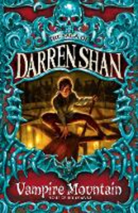 Libro in inglese Vampire Mountain  - Darren Shan